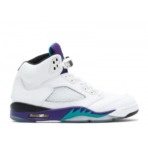Air Jordan 5 Retro Grape 2013 Release 136027 108