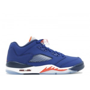 Air Jordan 5 Retro Low Knicks GS 314338 417