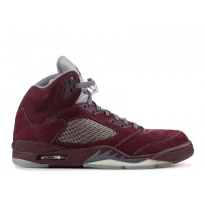 Air Jordan 5 Retro Ls Burgundy 314259 602 Sale Online
