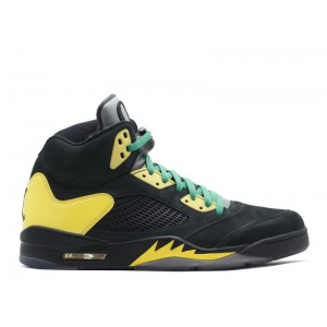 Air Jordan 5 Retro Oregon Ducks