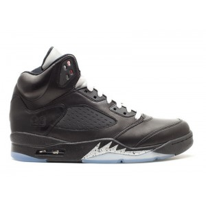 Air Jordan 5 Retro Premio Bin23 Metallic Silver 444844 001
