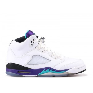 Air Jordan 5 Retro gs Grape 2013 Release 440888 108