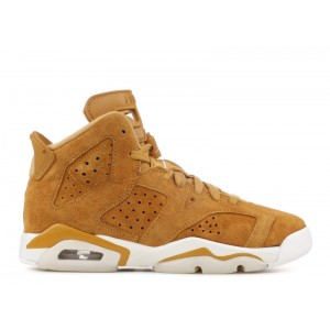 Air Jordan 6 Retro Golden Harvest BG 384665 705