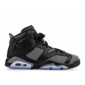 Air Jordan 6 Retro Cool Grey GS Women's 384665 010