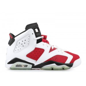 Air Jordan 6 Retro Carmine GS 384665 160