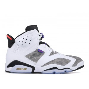 Air Jordan 6 Retro Ltr Flint ci3125 100