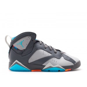 Air Jordan 7 Retro Barcelona Days GS Womens 304774 016
