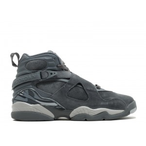 Air Jordan 8 Retro Cool Grey BG 305368 014