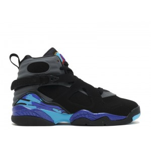 Air Jordan 8 Retro Aqua 2015 GS Women's 305368 025
