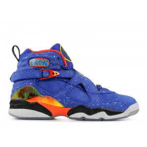 Air Jordan 8 Retro DB Doernbecher GS Women's 729894 480