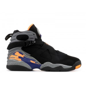 Air Jordan 8 Retro Phoenix Suns GS Womens 305368 043