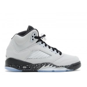 Air Jordan Retro 5 Wolf Grey GS 440892 008