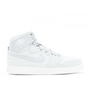 Air Jordan 1 High Og Pure Platinum 638471 004