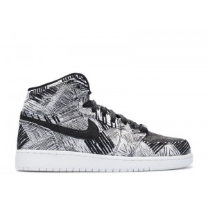 Air Jordan 1 High BHM GS Women's 739640 110