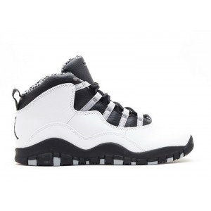 Air Jordan 10 Retro White Black 2013 Release PS 310807 103