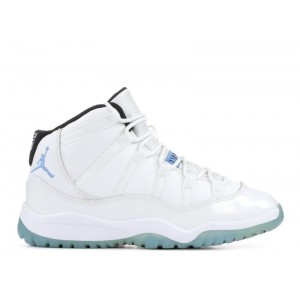 Air Jordan 11 Retro Legend Blue BP PS 378039 117 Hot Sale