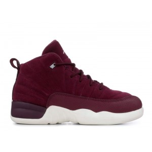 Jordan 12 Retro Bordeaux BP 151186 617