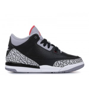 Air Jordan 3 Retro Black Cement BP 429487 021