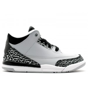 Jordan 3 Retro BP Wolf Grey 429487 004