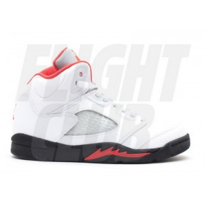 Jordan 5 Retro Fire Red 2013 Release PS 440889 100