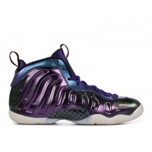 Nike Little Posite One Iridescent Purple GS 644791 602