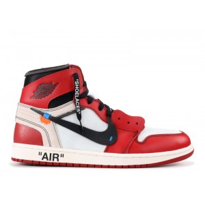 Air Jordan 1 Retro High Off-White Chicago AA3834-101