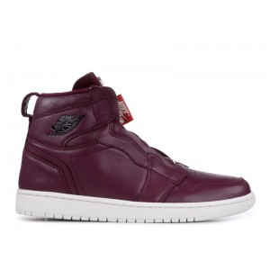 Air Jordan 1 High Zip Bordeaux Womens AT0575 600