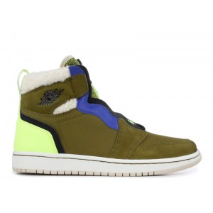 Wmns Air Jordan 1 High Zip Utility Pack AV3723 300 Sale Online