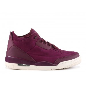 Wmns Air Jordan 3 Retro SE Bordeaux ah7859 600