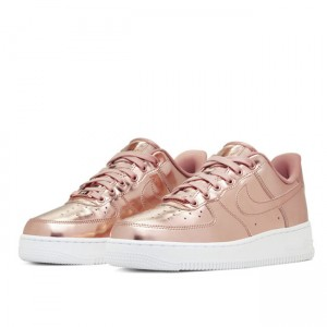 Air Force 1 Liquid Metal Metallic Bronze/White CQ6566-900