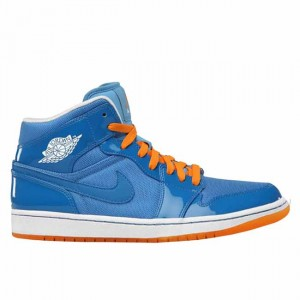 Air Jordan 1 Phat Mid Italy Blue 364770 018