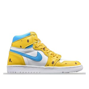 Air Jordan 1 SpongeBob WMS(GS)