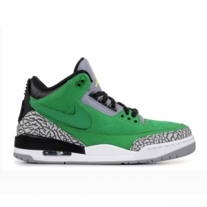 Air Jordan 3 Retro Oregon Ducks Sale Online