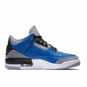 Air Jordan 3 Varsity Royal 2020 CT8532-400