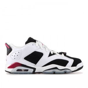 Air Jordan 6 Retro Low Fuchsia GS Women's 768878 107