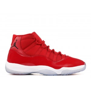 Air Jordan 11 Retro Win Like 96 Red 378037 623