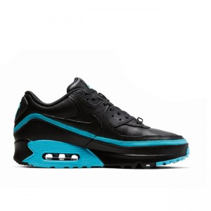 Air Max 90 Undefeated x Black Blue Fury