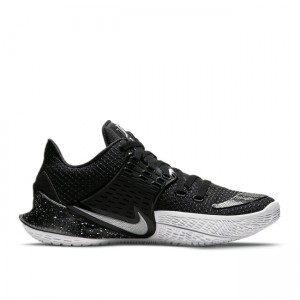 Black Metallic Kyrie Low 2 AV6337-003