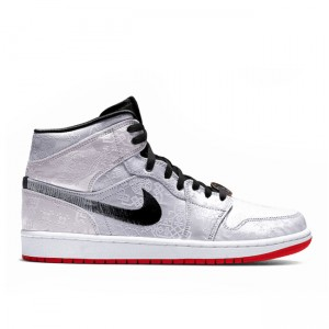 CLOT x 1s Air Jordan Mid Fearless CU2804-100 Cheap Sale