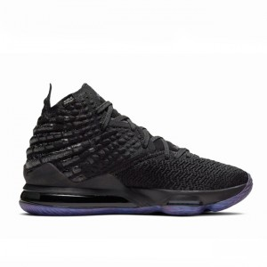 Currency Lebron 17 Black BQ3177-001