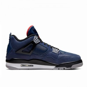 Loyal Blue 4s WNTR Retro Jordan CQ9597-401