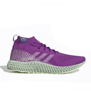 Pharrell Williams x adidas 4D Active Purple FV6335