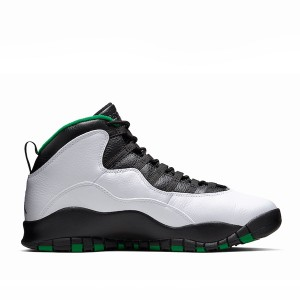 Air Jordan 10 Seattle Supersonics