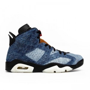 Washed Denim 6s Air Jordan CT5350-401