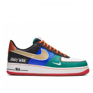 What The NYC Air Force 1 Low CT3610-100