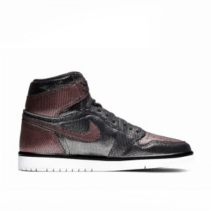 Air Jordan 1 Fearless Rose Gold WMNS