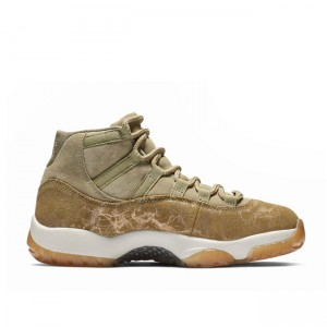 Neutral Olive 11s Air Jordan Wmns AR0715-200